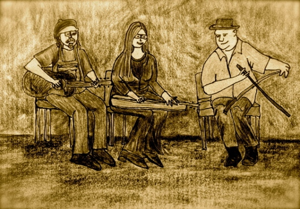 Table Hill Band Art